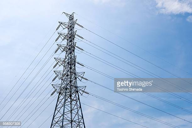 The iron tower of electricity
