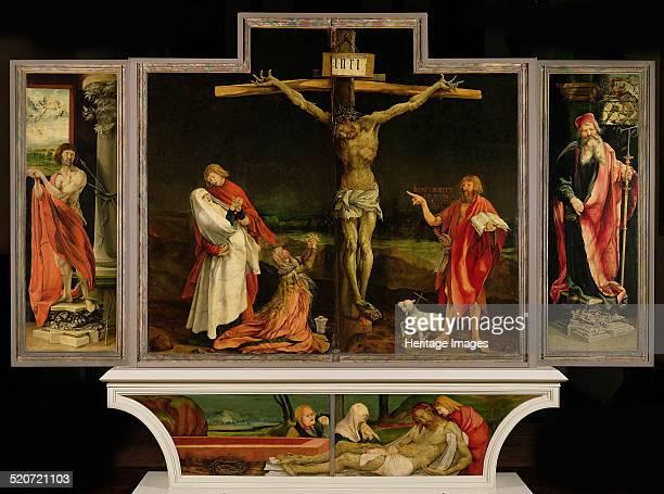 The Isenheim Altarpiece Found in the collection of Musée dUnterlinden Colmar
