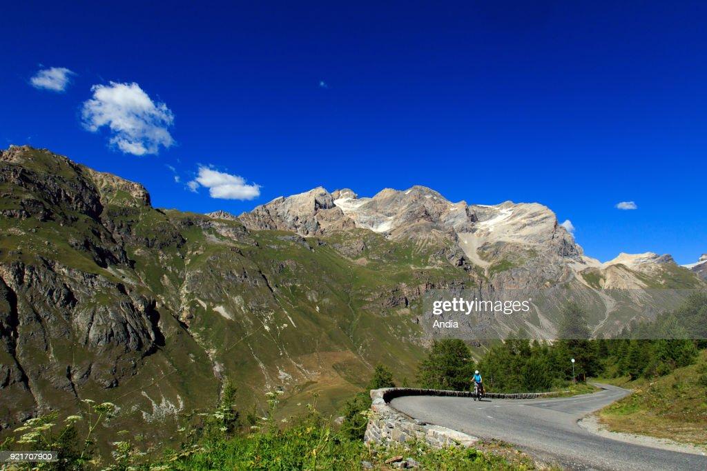 The Iseran Pass. : News Photo