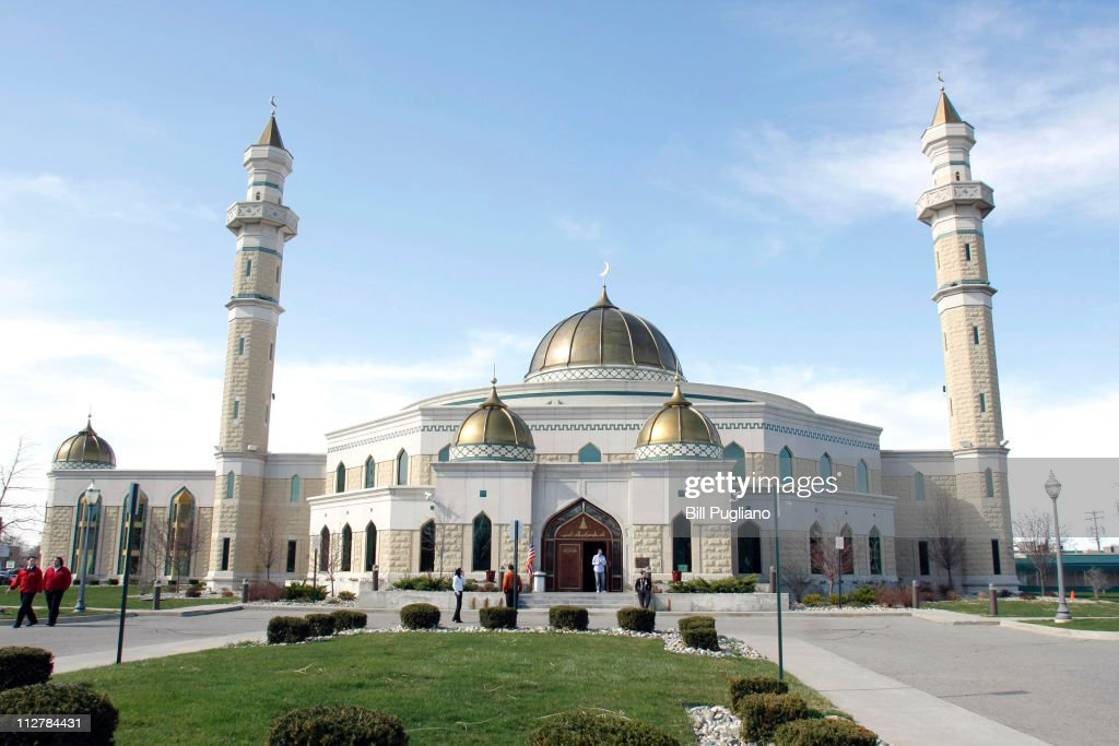 The Islamic Center of America, site of a planned Good Friday protest by the Florida koran-burning Pastor Terry Jones is shown April 21, 2011 in Dearborn, Michigan. Jones burned a copy of the Koran, the religious text of Islam, last month.
