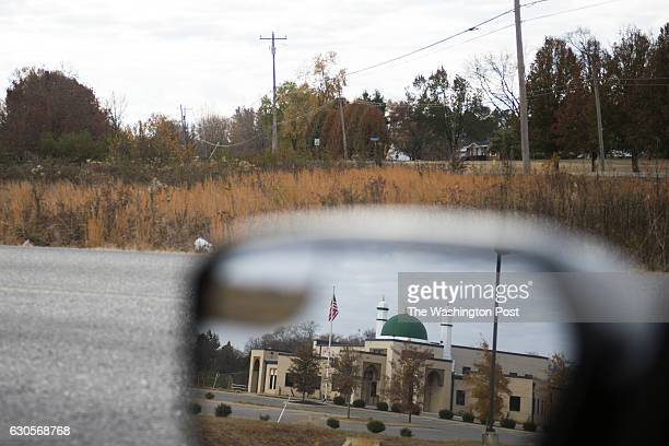 The Islamic Center of Murfreesboro in Murfreesboro Tenn on Thursday Nov 24 2016 The center was constructed five years ago with protest from the...
