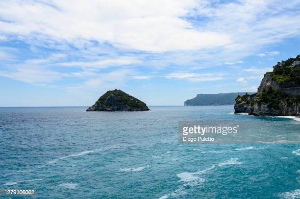 the island of bergeggi - puletto diego stock pictures, royalty-free photos & images