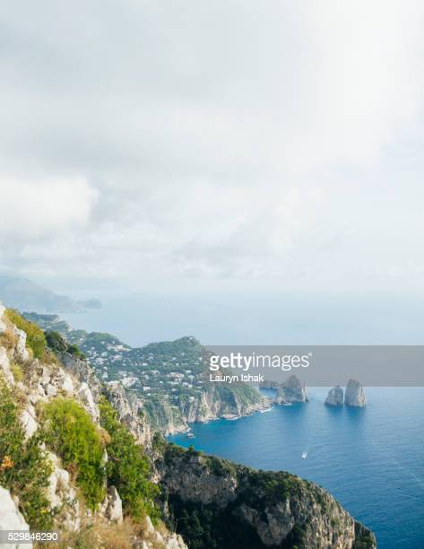 the island of capri - lauryn ishak stock pictures, royalty-free photos & images