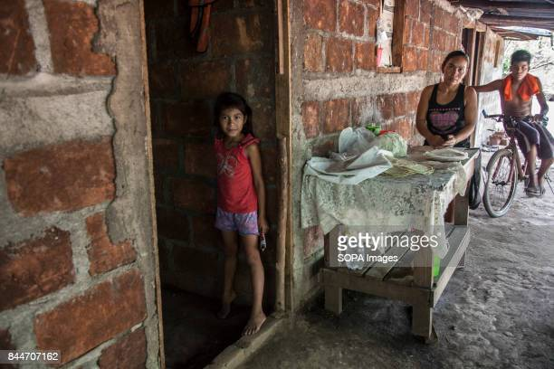 CHICHIGALPA CHINANDEGA NICARAGUA The Island of Widowed Women a town that is located within the San Antonio mill and is actually called La Isla Not...