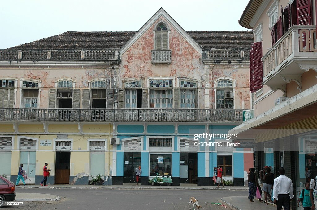 Sao Tome And Principe Stock Photos and Pictures Getty Images