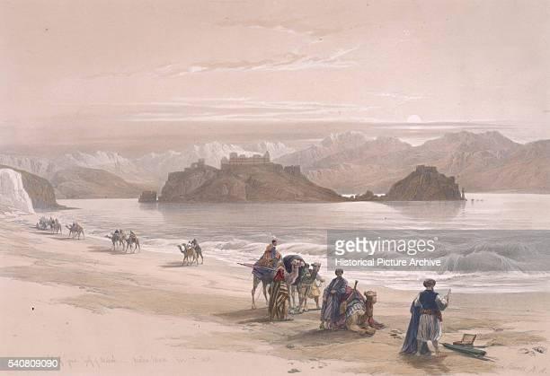 The Isle of Graie in the Gulf of Arabia