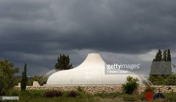 The Israel Museum located in Jerusalem on May 22, 2014 in Jerusalem, Israel.