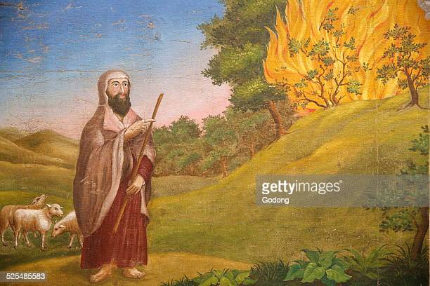 The Israel Museum Moses and the Burning Bush