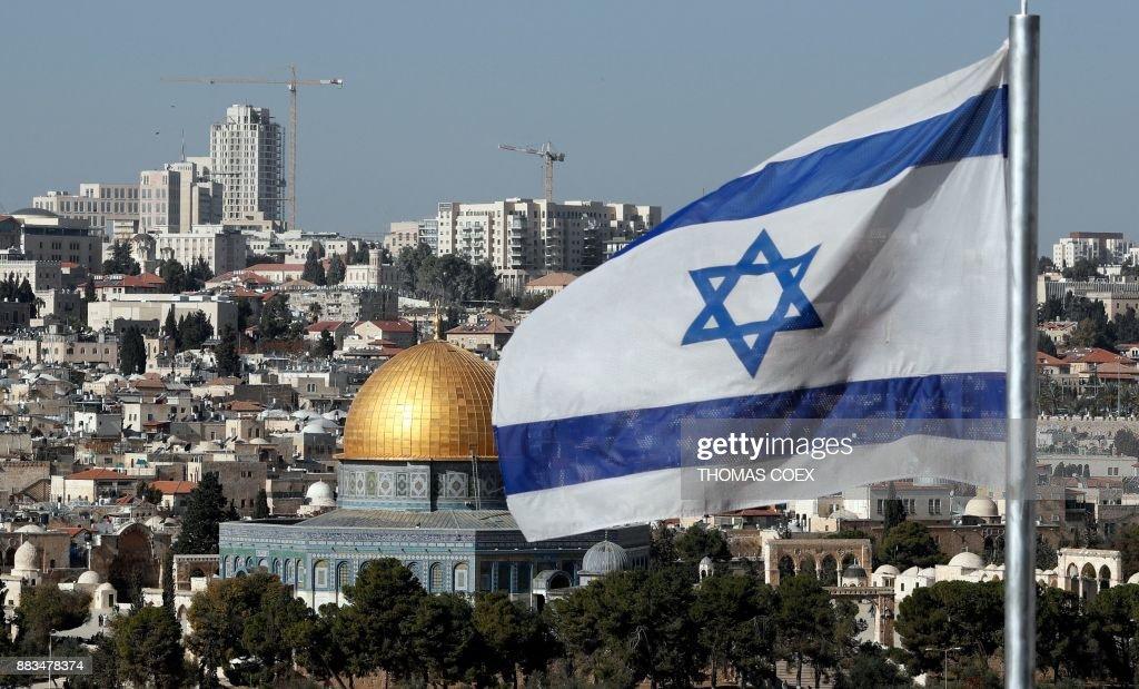 ISRAEL-PALESTINIAN-JERUSALEM-CONFLICT : News Photo