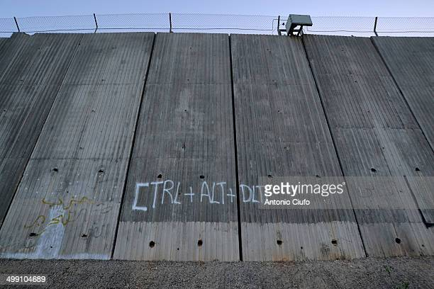 The Israeli separation barrier is a system of physical barriers built by Israel in the West Bank since the spring of 2002 under the name of safety...