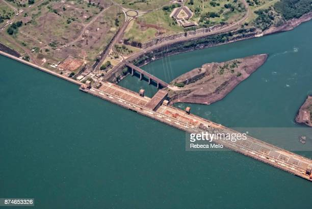 The Itaipu Hydroelectric Power Plant