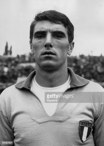 The Italian goalkeeper Dino Zoff