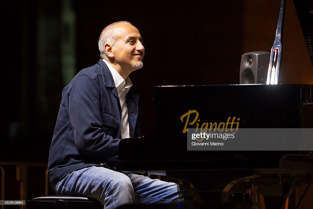 Danilo Rea Trio Perform In Melfi : News Photo