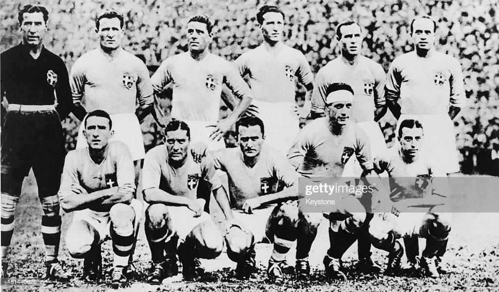 Italian National Football Team : News Photo