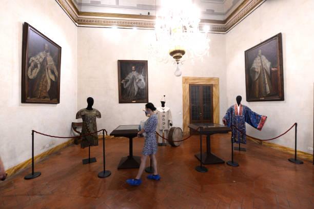 ITA: Italian Tenor Enrico Caruso Costumes Exhibition