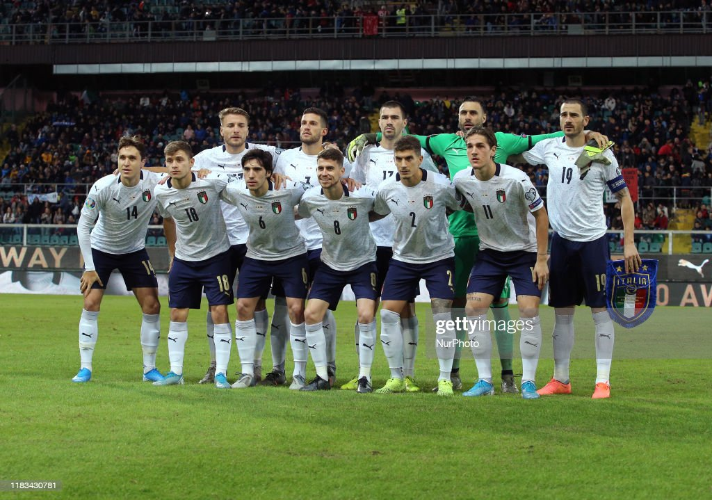 Italy v Armenia - UEFA Euro 2020 Qualifier : News Photo