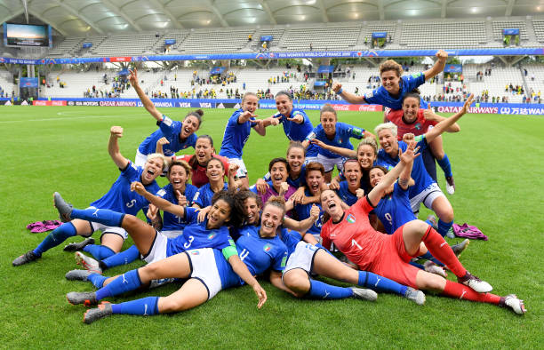 FRA: Jamaica v Italy: Group C - 2019 FIFA Women's World Cup France
