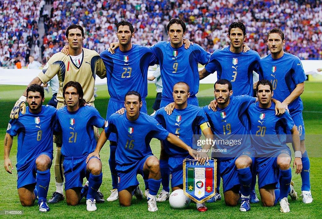 Final Italy v France - World Cup 2006 : Foto di attualità