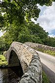 The Ivelet bridge near Gunnerside, Yorkshire Dales, England