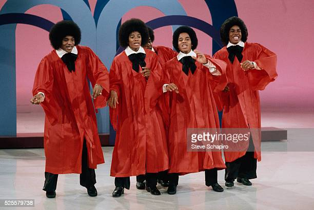 The Jackson Five perform on the Sonny and Cher Comedy Hour