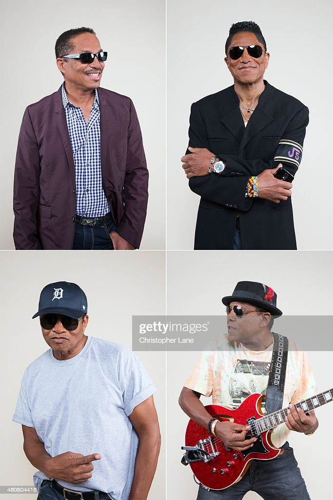 The Jacksons, Paris Match, July 10, 2014