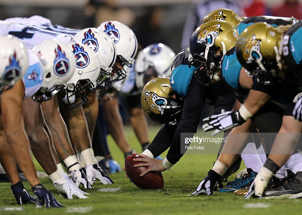 Tennessee Titans v Jacksonville Jaguars : News Photo