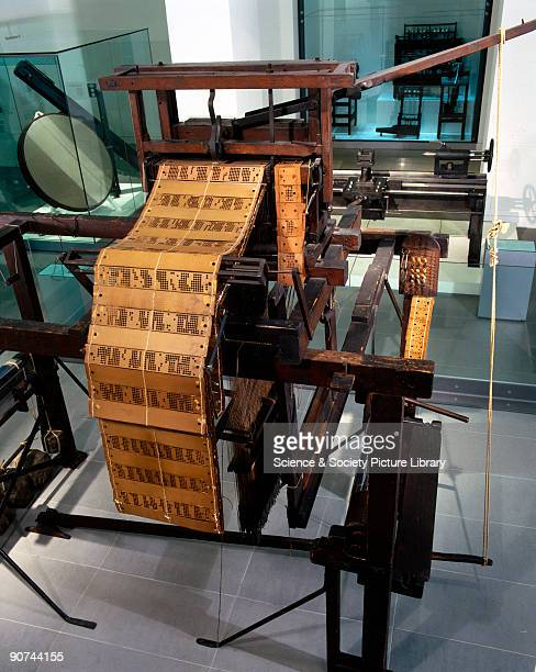 The Jacquard loom developed by the Frenchman Joseph Marie Jacquard in 1804 enabled a loom to weave figured cloth It was based on an earlier invention...