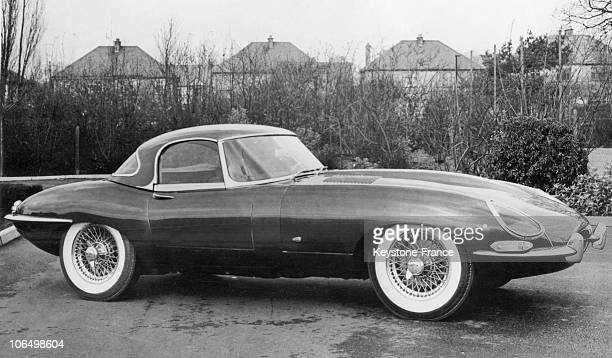 The Jaguar EType 1961