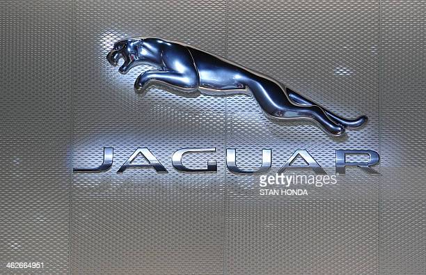 Jaguar Car Symbol Stock Photos And Pictures Getty Images
