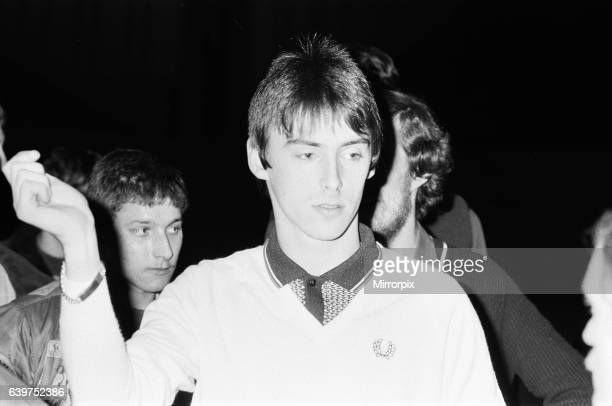 The Jam Last Ever Concert The Brighton Conference Centre 12th December 1982 Paul Weller