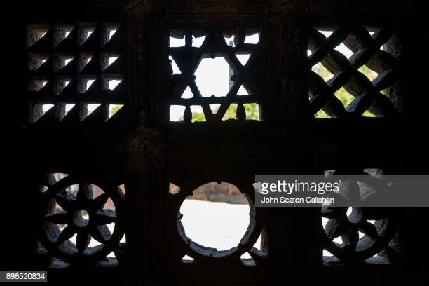 The Jama Masjid in Ahmedabad