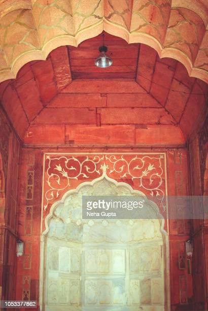 The Jama Masjid, New Delhi, India - Architectural Details