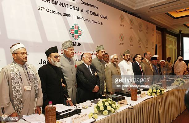 The Jama Masjid United Forum organized an International Conference against Terrorism with the aim to dispel notions linking terrorism to Islam The...