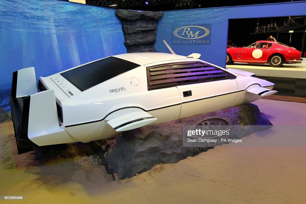 Used Car Auctions Near Me >> The James Bond Submarine Car Used In The Spy Who Loved Me
