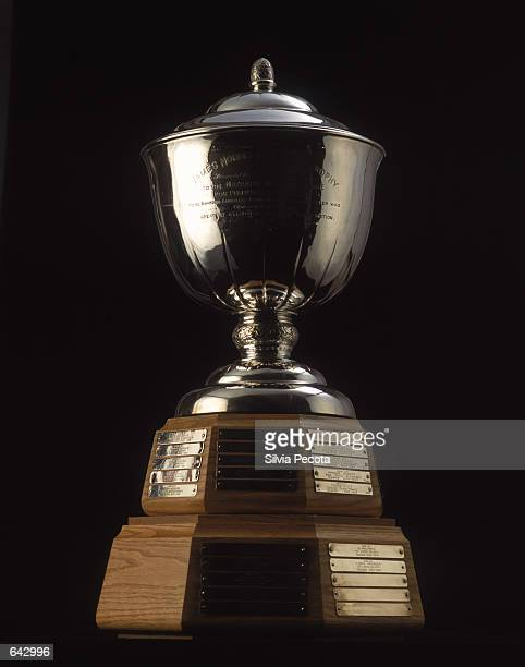 The James Norris Memorial Trophy is presented yearly to the Top Defenseman in the League by the National Hockey League as pictured on January 01,...
