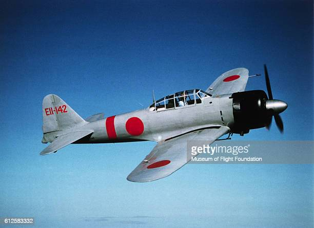 The Japanese Mitsubishi A6M Zero fighter was a formidable opponent for U S forces during World War II because of its excellent manoeuverability and...