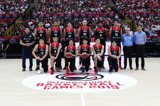 JPN: Japan v Germany - International Basketball Games
