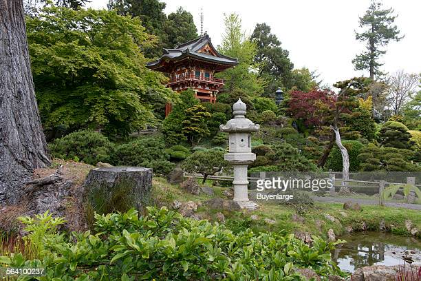 Japanese Tea Garden San Francisco Ca Stock Photos and Pictures ...
