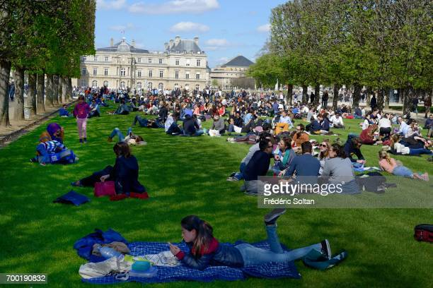 The Jardin du Luxembourg or the Luxembourg Garden located in the 6th arrondissement of Paris the garden today is owned by the French Senate on June...