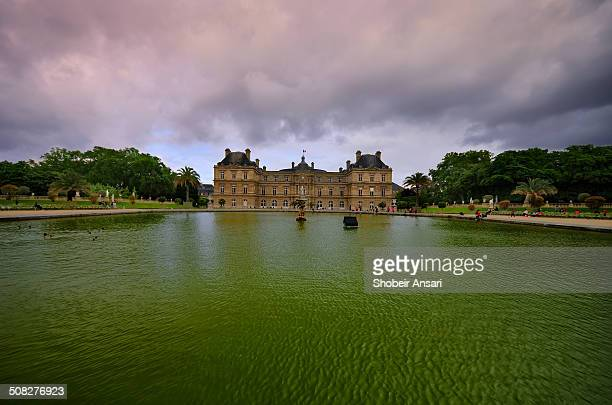 CONTENT] The Jardin du Luxembourg or the Luxembourg Gardens is the second largest public park in Paris[note 1] 224500 m² located in the 6th...