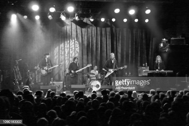 The Jayhawks perform at First Avenue nightclub in Minneapolis Minnesota on December 21 2018