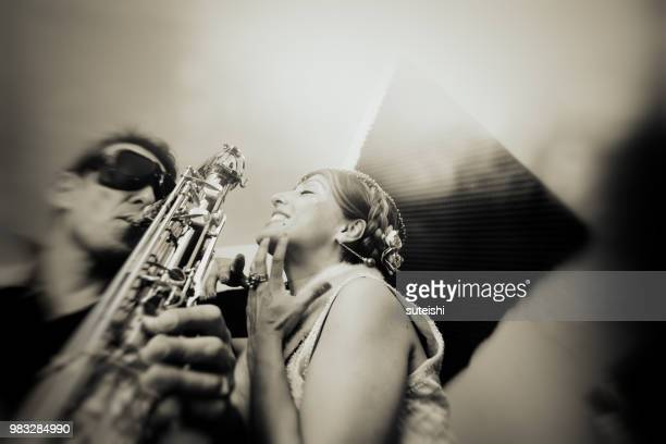 Das Jazz paar