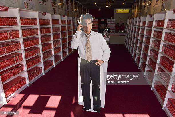 The Jerry Maguire Video Store at iam8bit on January 14 2017 in Los Angeles California