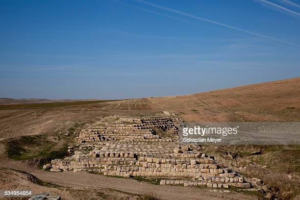 The Jerwan aqueduct built by King Sennacherib around 700 BC The aqueduct brought water to the city of Ninevah and was partially excavated by the...