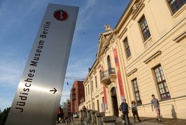 DEU: Controversy Follows Ouster Of Jewish Museum Director