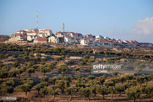 Israeli settlement of Gilo in West Bank