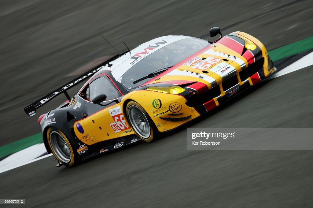 European Le Mans Series - Silverstone : News Photo