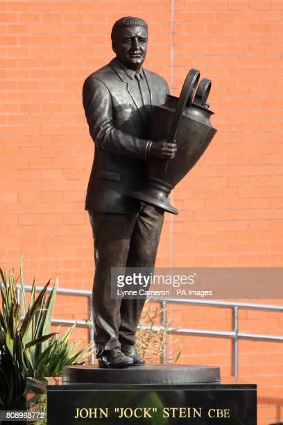 The John 'Jock' Stein Statue
