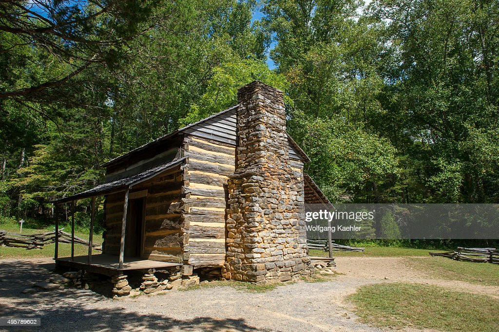 image united free states great mountains mountain photos usa smoky log tennessee park national cabins in cabin