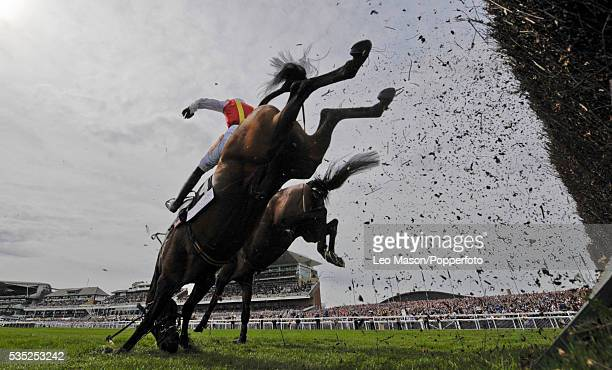 The John Smith Grand National Meeting Ladies Day The Matalan Mildway Novices Chase The John Smith Melling Chase The Topham Chase